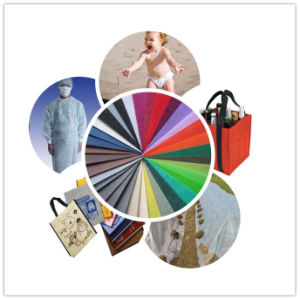 1600ss Spunbond Non Woven Fabric Line pictures & photos