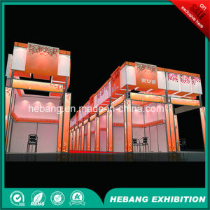 Hb-L0009 3X3 Aluminum Exhibition Booth pictures & photos