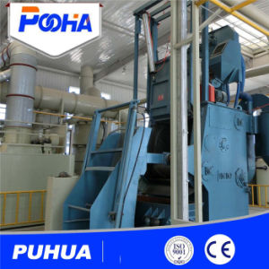 Tumble Belt Shot Blasting Machine for Springs and Bolts Cleaning pictures & photos