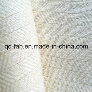 Hemp/Wool Fabric in Herringbone Pattern (QF13-0144) pictures & photos