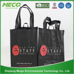 Factory Sale Wine Bag/Fashion Wine Bag/Wine Paper Bag Manufacturer pictures & photos