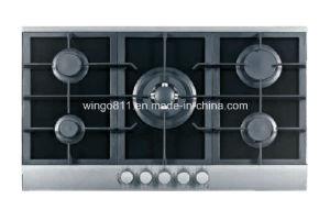 New Model 5 Burners Gas Stove