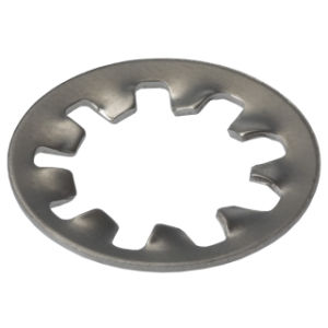 High Precision Carbon Steel Internal Tooth Lock Washer Made in China pictures & photos