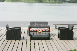 Hot Sale Outdoor Rattan Sofa Set for Patio Furniture (MTC-045) pictures & photos