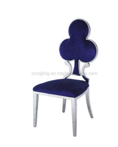 Clubs High Back with Fabric Dining Chair for Home Designs