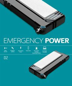 Portable Charger Car Jump Starter 8000mAh at Factory Price pictures & photos