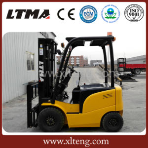 Ltma Forklift 1.5t Small Electric Forklift pictures & photos