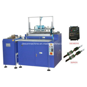 Smart Semi-Automatic Covering Machine (YX-800S) pictures & photos