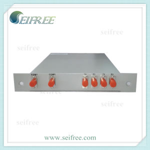 2*4 Fiber Optic Triple-Play Wdm for CATV (wavelength 1310/1490/1550) pictures & photos