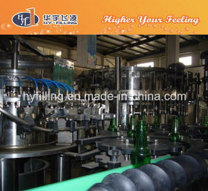 Glass Bottle CSD Filling Line pictures & photos