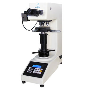 Practical Macro-Vickers Hardness Tester for Steel/Glass/Ceramics (HV-10) pictures & photos