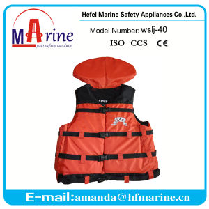 Best Quality 140n Foam Life Saving Jacket pictures & photos