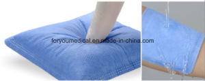 Super Absorbent Wound Dressing with Silicone Contact Layer pictures & photos