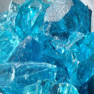 Blue Glass Piece/Glass Pieces pictures & photos