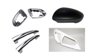 30%GF Modified PA6 Plastic Compounding Polyamide 6 for Rearview Mirror pictures & photos