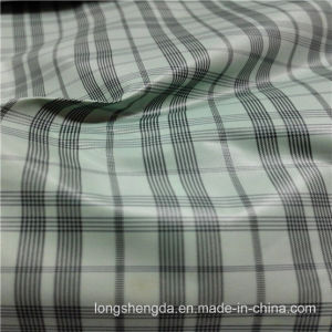 40d Woven Dobby Twill Plaid Plain Check Oxford Outdoor Jacquard 100% Polyester Fabric (X017) pictures & photos
