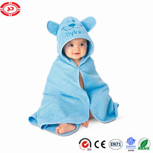 General Blue Bear Beach Towel for Kids Plush Soft Blanket pictures & photos