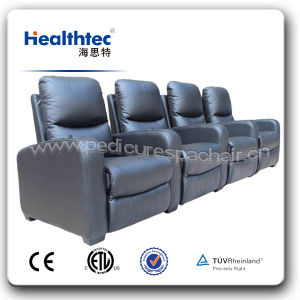 Modern Black Home Theater Wireless Speaker Chair(B039) pictures & photos