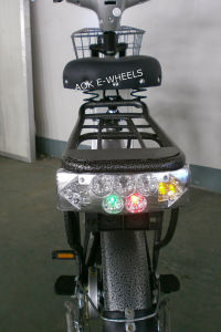 Hot 200W~450W 48V Electric Bike with LED Light pictures & photos