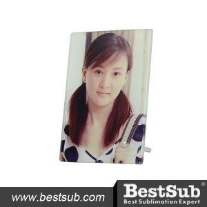 Bestsub Personalized Sublimation Glass Photo Frame (SG-02) pictures & photos