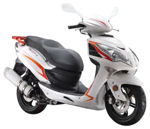 Hot Sale Classic Design Scooter Motorcycle 50cc (BD125T-18)