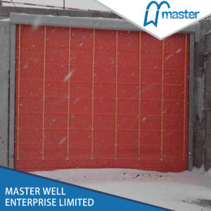 Durable Aluminum High Speed Roller Shutter Door for Sale pictures & photos