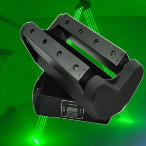 400MW Green 8lens Fat-Beam Moving-Head Spiderlaser for Promotion pictures & photos