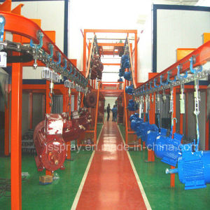 Automatic Painting Line for Metal Equipment pictures & photos
