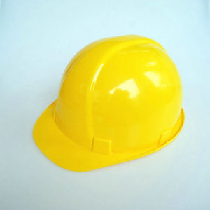 Yellow Safety Hard Hat with ANSI/Ce/En Standard ABS/PE Safety Helmet for Construction and Mine/Coal/Oil Industry pictures & photos