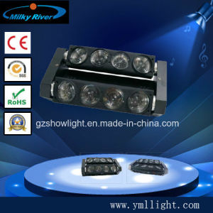 CREE 8*10W 4-in-1 Single White or RGBW LED Spider Light pictures & photos