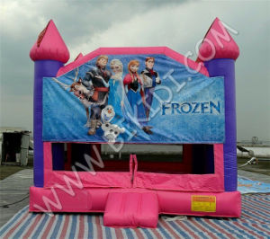 Commercial Cheap Frozen Jumping Castle for Sale, Bouncy House pictures & photos