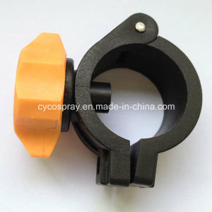 Easy Install Plastic Clamp Nozzle pictures & photos