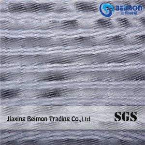 Refined Striped Underwear Elastic Jacquard Knitting Fabric for Lady′s Dress pictures & photos