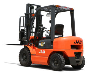 2ton Diesel Engine Forklift Truck with Xinchang C490bpg pictures & photos