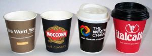 Lf-H520 High Speed and High Quality Disposable Paper Cup Machine pictures & photos
