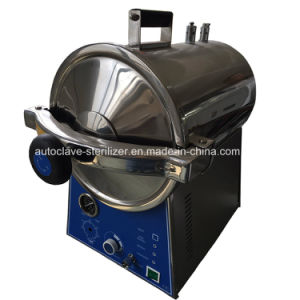 Automatic Medical Autoclave Bench Top Dental Steam Sterilizer