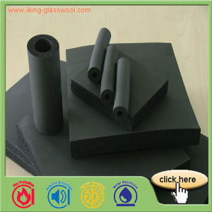 Closed Cell Rubber Foam Elastomeric Insulation Material pictures & photos