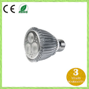 6W LED Spot Light for Cabinet (WF-PAR20-3*2W) pictures & photos