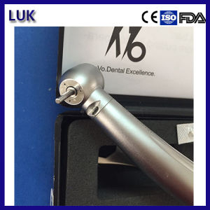 a Quality 6 Holes Kavo Fiber Optic Dental Handpiece with Quick Connector pictures & photos