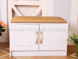Solid Wooden Cabinet (M-X2580) pictures & photos