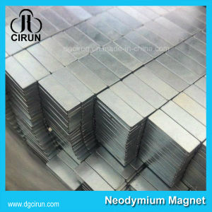 20*5*1 Sintered Strong Block Bar Neodymium Magnet pictures & photos