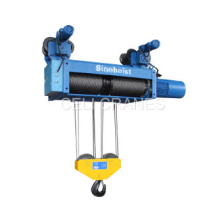 Zhx Wire Rope Hoist 16t pictures & photos