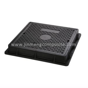 Plastic Composite Manhole Cover with D400 pictures & photos