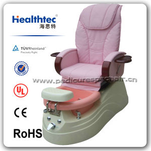 Apple Nail Pink Heavy Duty Barber Chair (F888D91) pictures & photos