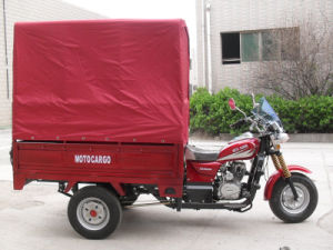 Passenger Roof Tricycle Wheels Tricycle Truck Tricycle Trikes with Canopy pictures & photos