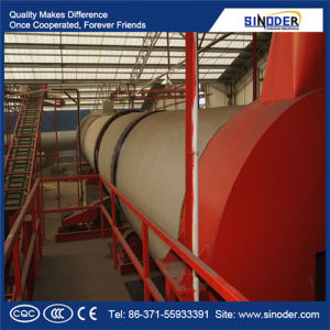 Organic Fertilizer Machine /Organic Fertilizer Making Line/Fertilizer Plant/Fertilizer Equipment pictures & photos