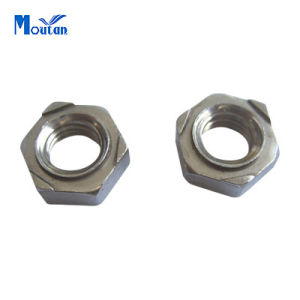 Carbon Steel DIN929 Weld Nuts
