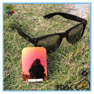 Anti-Fog Tac Polarized Sunglasses Lens for Outdoor Activities pictures & photos