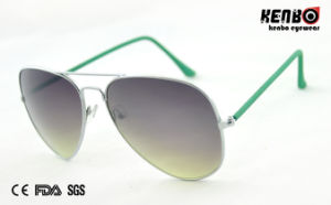 Popular Fashion Metal Sunglasses for Accessory, UV400 Km15198 pictures & photos