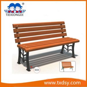 Wood Park Bench for Guests Made in China pictures & photos